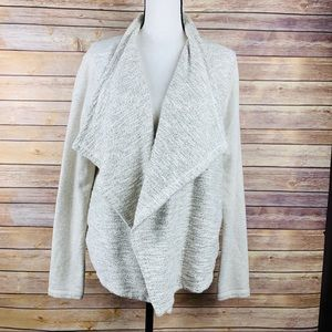 Lucky brand Open Front Long Sleeve Cardigan